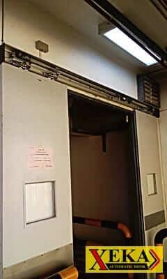 ประตูอัตโนมัติ XEKA กับบริษัทไทยมิยาโมโต้