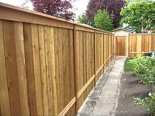 การสร้างรั้วบ้าน