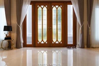 ประตูบ้านที่ดี
