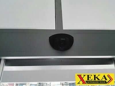 เซนเซอร์ประตูอัตโนมัติ (Microwave sensor WB8300)