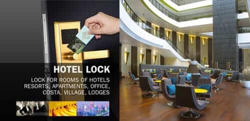 ความสามารถของ ระบบของประตูคีย์การ์ด (Hotel Lock System)  มีอะไรบ้าง