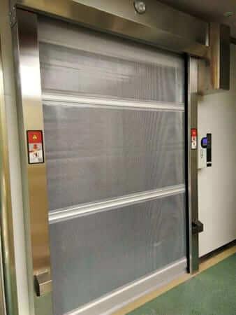 ประตู PVC กันแมลง