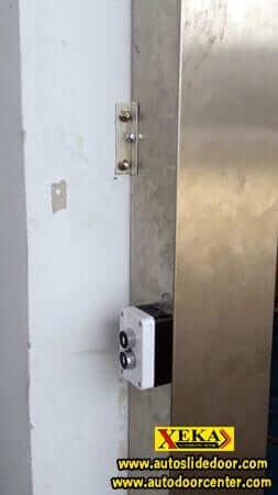 ประตูม้วน PVC @ บริษัท มันน์แอนด์ฮุมเมิล (ประเทศไทย) จำกัด