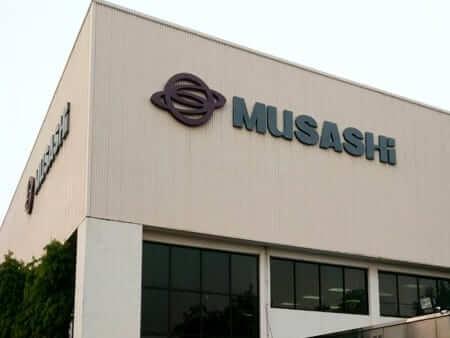 ติดตั้งระบบประตูเลื่อนอัตโนมัติ @ บริษัท มูซาชิ ออโตพาร์ท จำกัด
