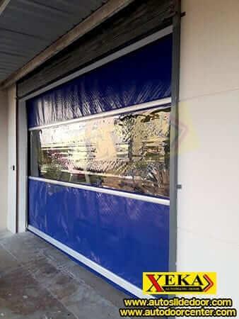 ผ้าใบประตูม้วน PVc บริษัท ที.พี.ดรัก แลบบอราทอรี่ส์
