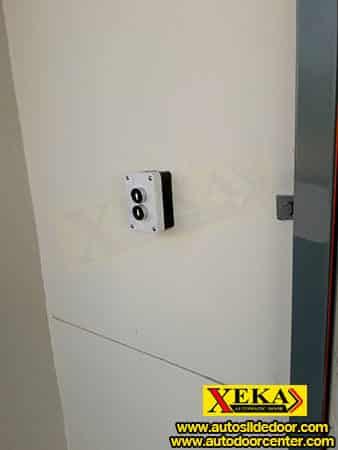 บริษัท ที.พี.ดรัก แลบบอราทอรี่ส์ ประตู PVC อัตโนมัติ